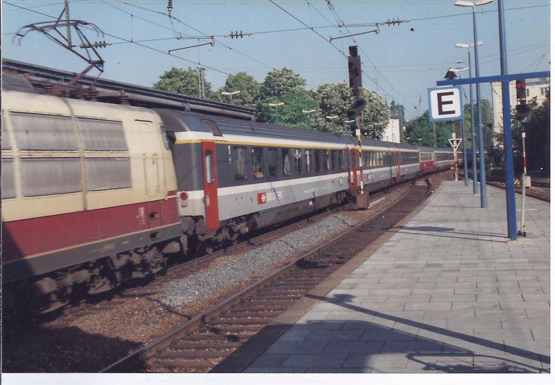 Eisenbahn Foto 150x105