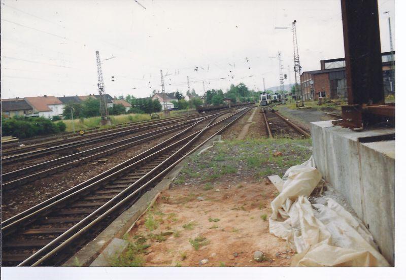 Eisenbahn Foto 150 x 105
