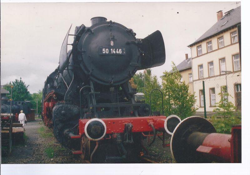 Eisenbahn Farbfoto 150 x 102 mm