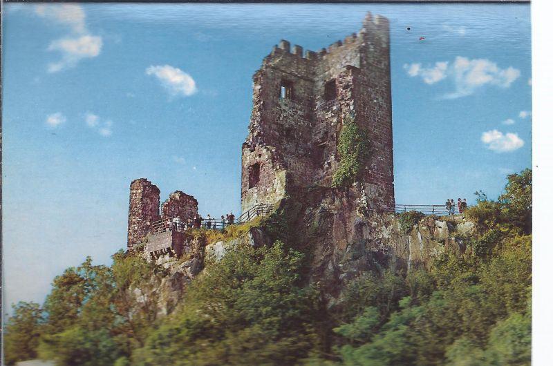AK5-340  Burgruine Drachenfels bei Königswinter