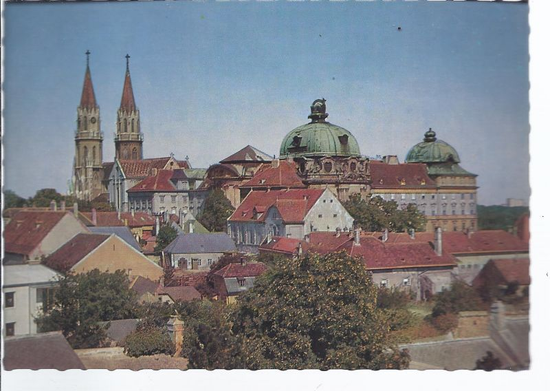 AK5-380 Klosterneuburg Fotokarte