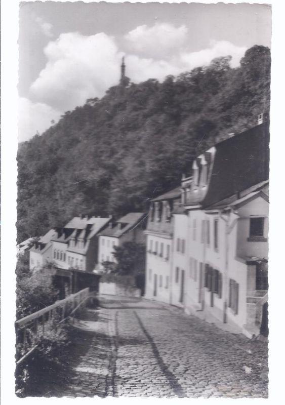 95200-0 Trier , Römerstrasse mit Mariensäule