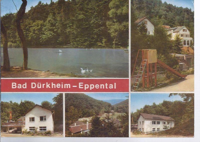 92500-0 Bad Dürkheim - Eppental , Am Schlangenweiher , Mehrbild (5)