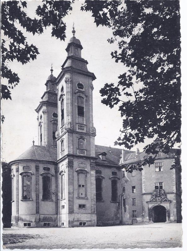 92500-01 Bad Mergentheim - Schloßkirche