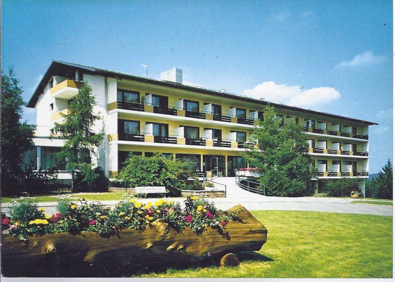 hoki-8- Höhenschwand Schwarzwald , Waldsanatorium  0