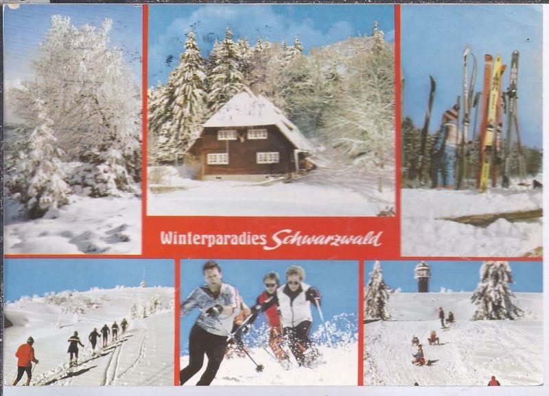 Hoki-A-6  Winterparadies SCHWARZWALD , Mehrbild (6)
