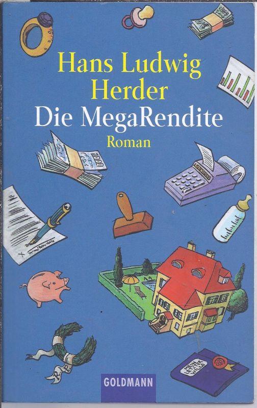 02po-02# Die Mega Rendite , Taschenbuch von Hans Ludwig Herder
