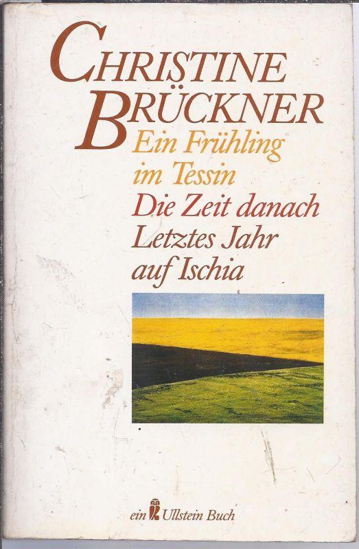 02po-02#  Ein Frühling im Tessin - Die Zeit danach letztes Jahr auf Ischia - Taschenbuch von Christine Brückner