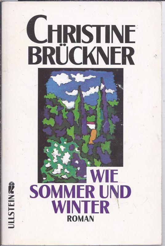 02po-02#  Wie Sommer und Winter , Taschenbuch von Christine Brückner