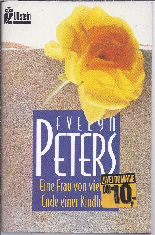 02po-02#  Eine Frau von Vierzig -  Ende einer Kindheit - Taschenbuch von Evelyn Peters