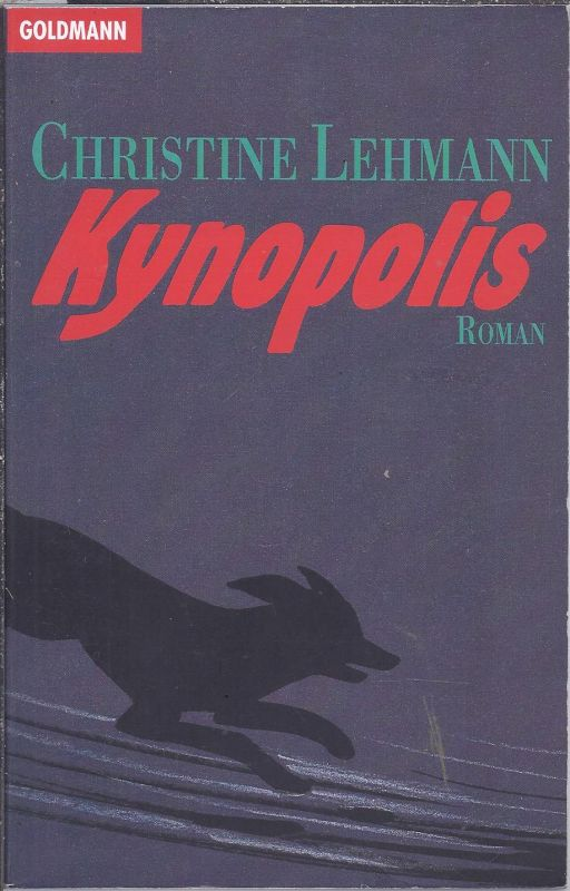 02po-02#  KYNOPOLIS  - HUNDEKRIMI  - Taschenbuch von Christine Lehmann