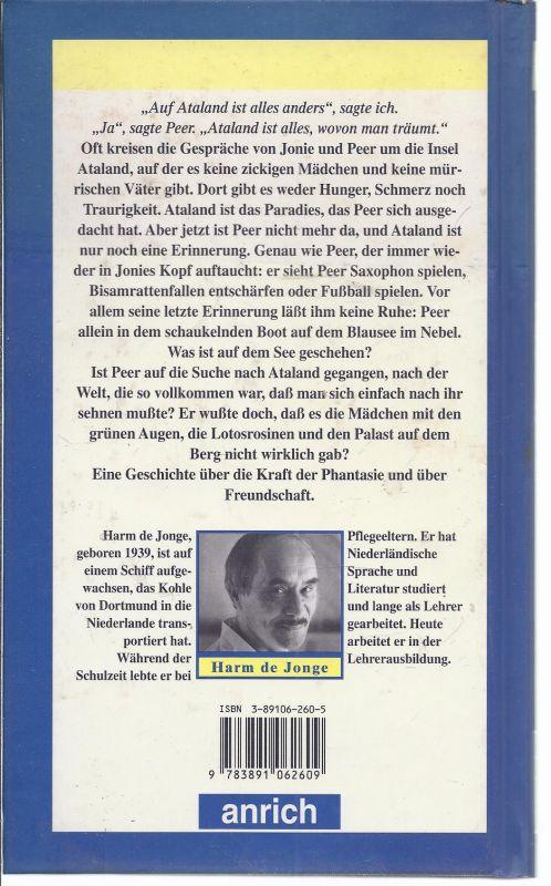 f377551d60760f 0mö-box Harm de Jonge - ATALAND - Nr. 0mö-box - oldthing  Literatur ...
