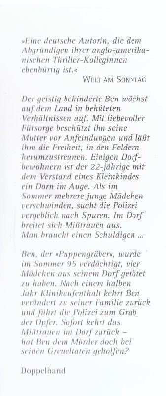 ae37a7b795adeb 0mö-box Petra Hammesfahr - Der Puppengräber - Lukkas Erbe - Doppelband 2