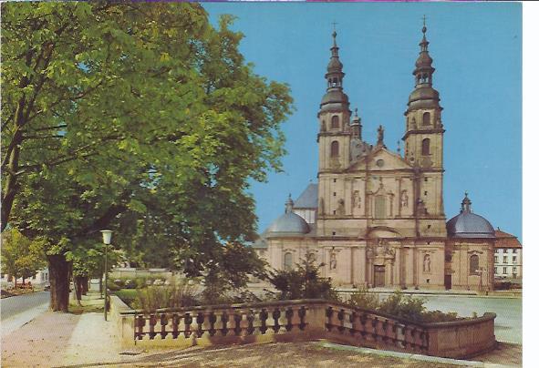 79745 Fulda , Dom