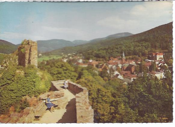 79748 Badenweiler  - Gesamtansicht