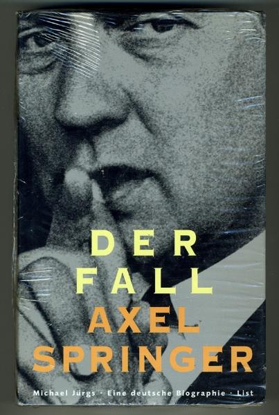Der Fall Axel Springer