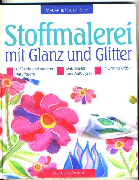 Marianne Heller-Seitz  -  Stoffmalerei