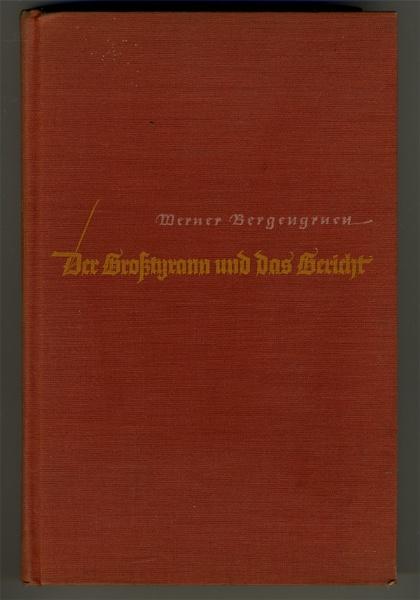 Werner Bergengruen - Der Großtyrann und das Gericht