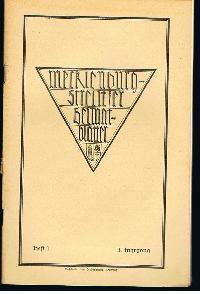 Mecklenburg-Strelitzer Heimatblätter Heft 1, März 1928.