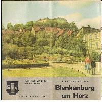Rat der Stadt: Stadtführer durch Blankenburg am Harz.