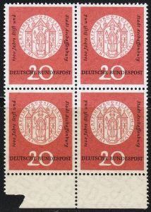 BRD ab 1950-1959 Postfrisch