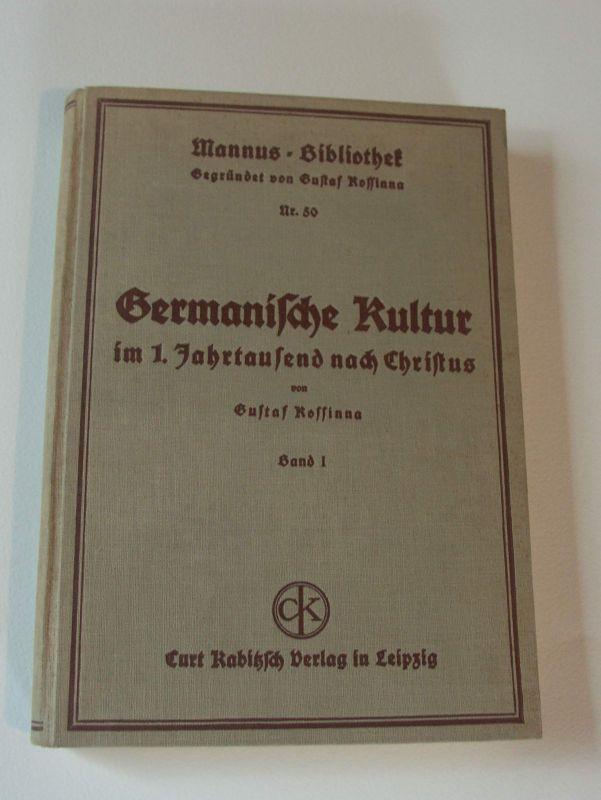 Germanische Kultur