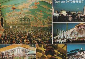 München - Gruss vom Oktoberfest - ca. 1975
