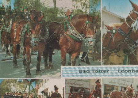 Bad Tölz - Leonhardifahrt - ca. 1975