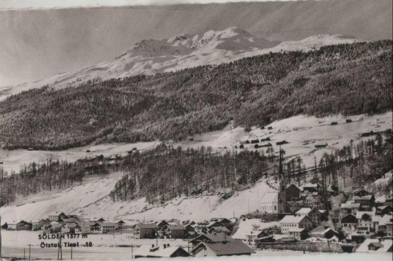 Österreich - Österreich - Sölden - Ötztal - 1966 0