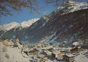 Österreich - Österreich - Sölden - gegen Sölderkogl - 1984