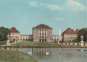 München - Schloß Nymphenburg - ca. 1975