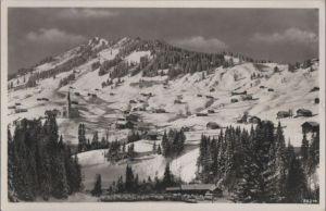 Österreich - Österreich - Hirschegg - mit Heuberg - 1938