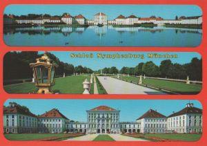 München - Schloß Nymphenburg - ca. 1980