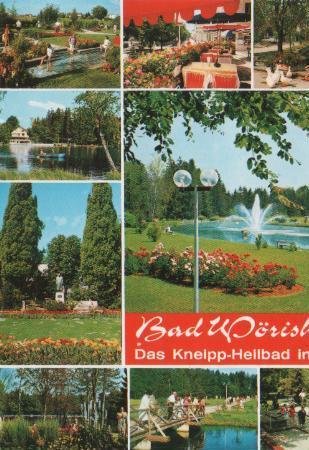 Bad Wörishofen - Das Kneipp-Heilbad im Allgäu - 1995