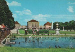 München - Schloß Nymphenburg - ca. 1970