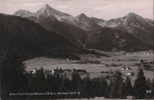 Österreich - Österreich - Grän - mit Geishorn - 1961