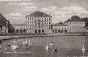München - Schloß Nymphenburg - 1957