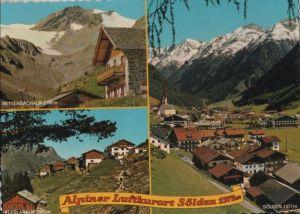Österreich - Österreich - Sölden - mit 3 Bildern - ca. 1975