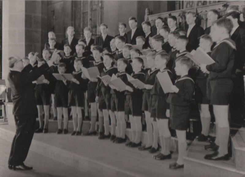 Leipzig - Thomanerchor - 1966 0