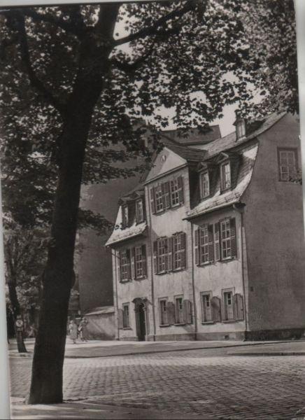 Weimar - Schillerhaus - 1959 0