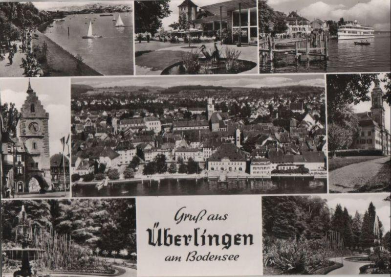Überlingen - 8 Teilbilder - 1972 0