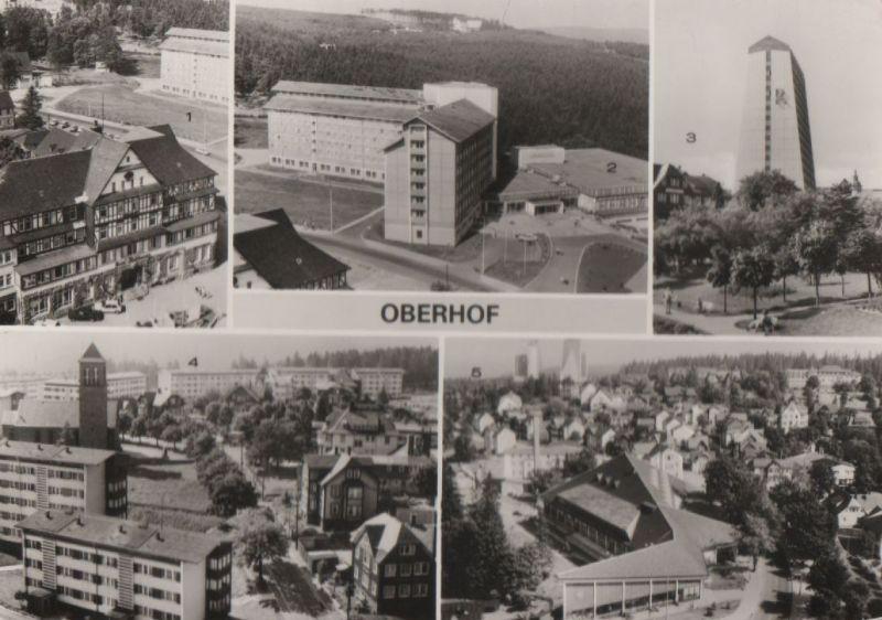 Oberhof - u.a. Reisebüro der DDR - 1981 0