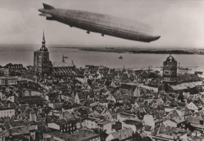 Stralsund - (Jahr 1913) Graf Zeppelin - 1984 0