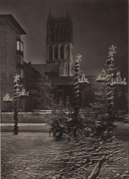 Münster - Rosenplatz - 1965 0