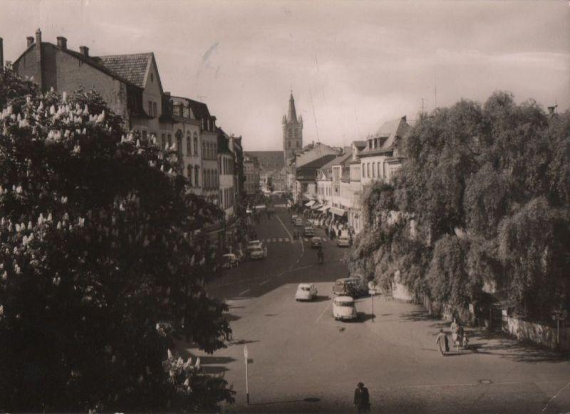 Trier - Blick von Porta Nigra - 1961 0
