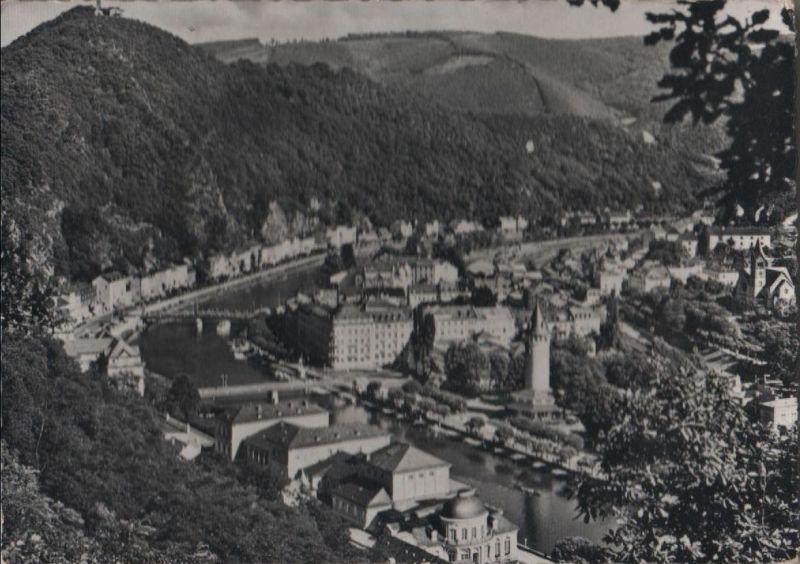 Bad Ems - lahnaufwärts - 1962 0