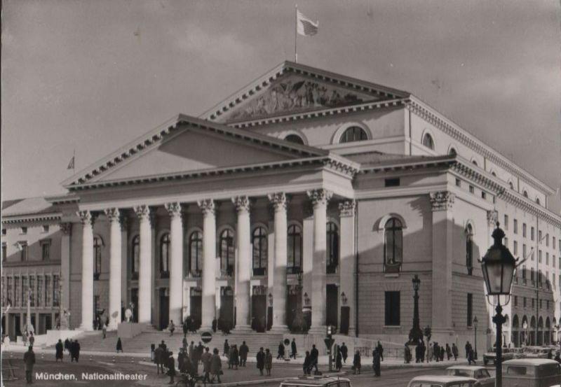 München - Nationaltheater - ca. 1960 0