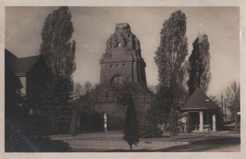 Leipzig - Völkerschlachtdenkmal - 1939 0