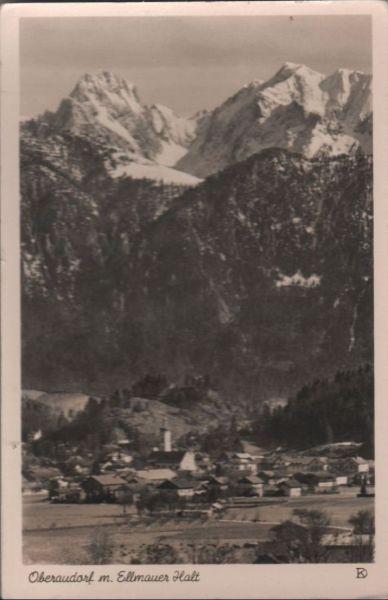 Oberaudorf - mit Ellmauer Halt - 1952 0