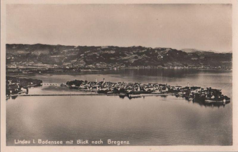 Lindau - mit Blick nach Bregenz - ca. 1955 0